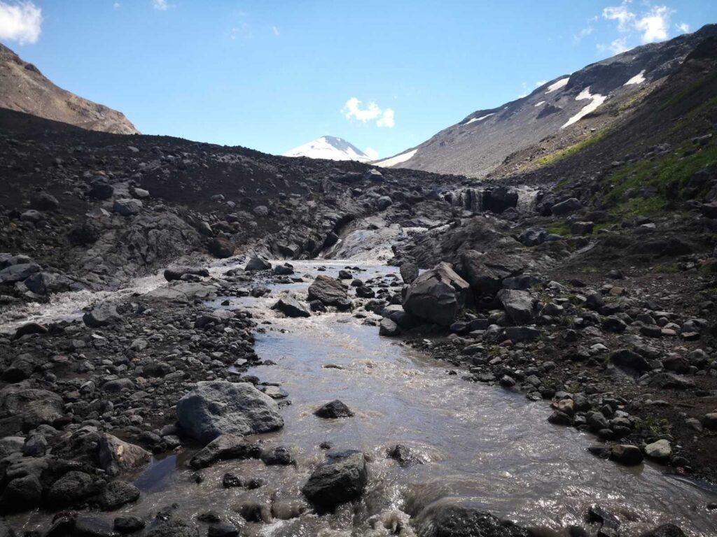 Aquí nace el rio LLancahue